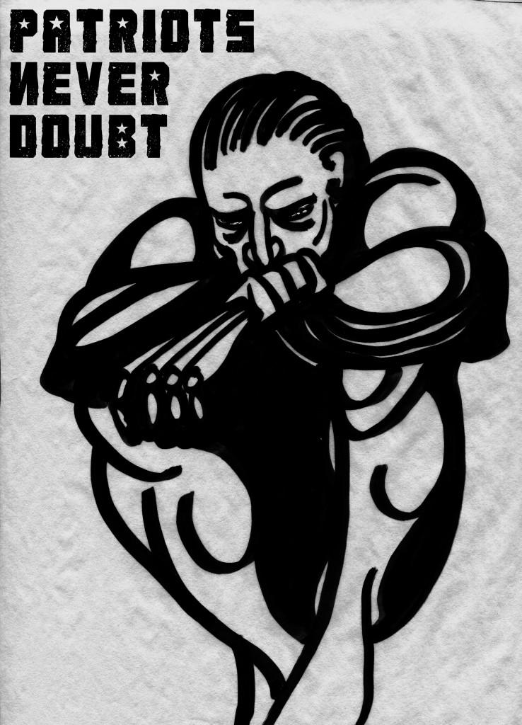 Patriots Never Doubt