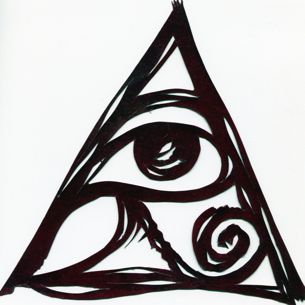 punk all seeing eye
