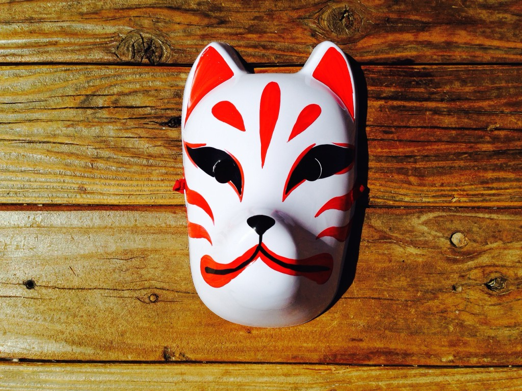 kitsume mask