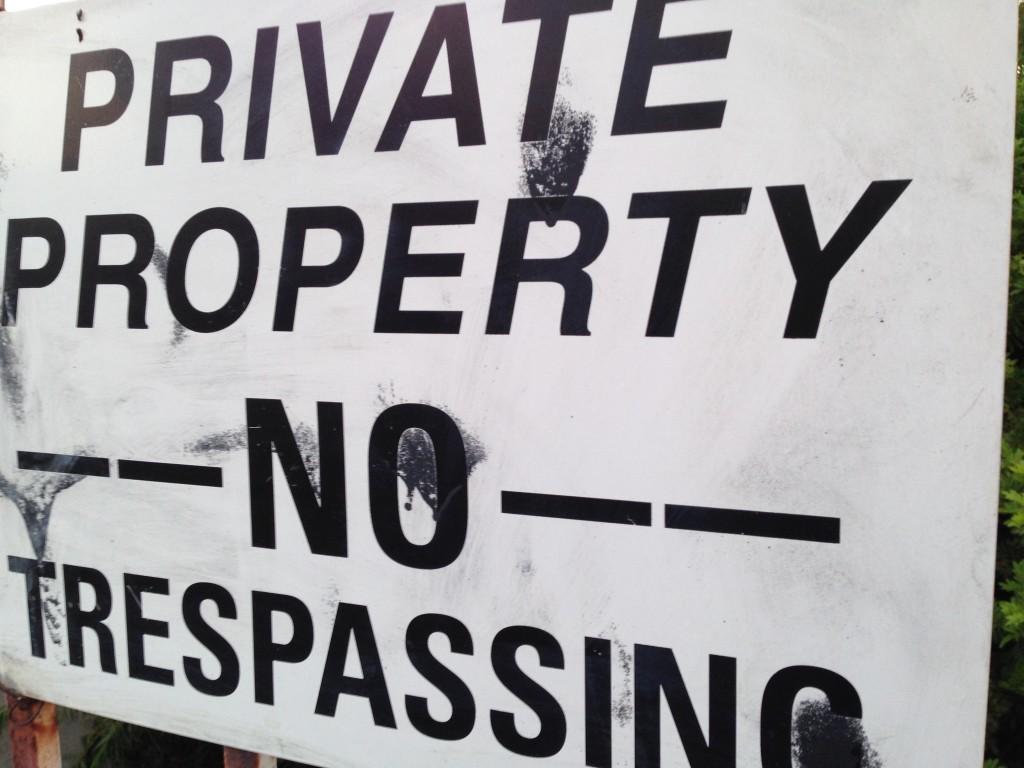 private-property-no-trespassing